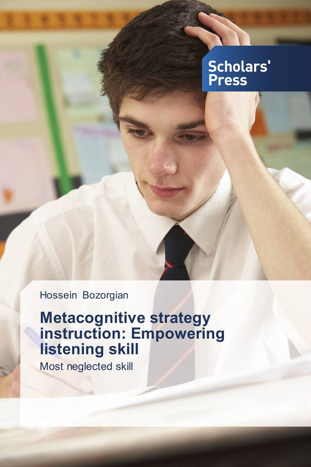 Metacognitive strategy instruction: Empowering listening skill jacob thomas empowering process in business organisations