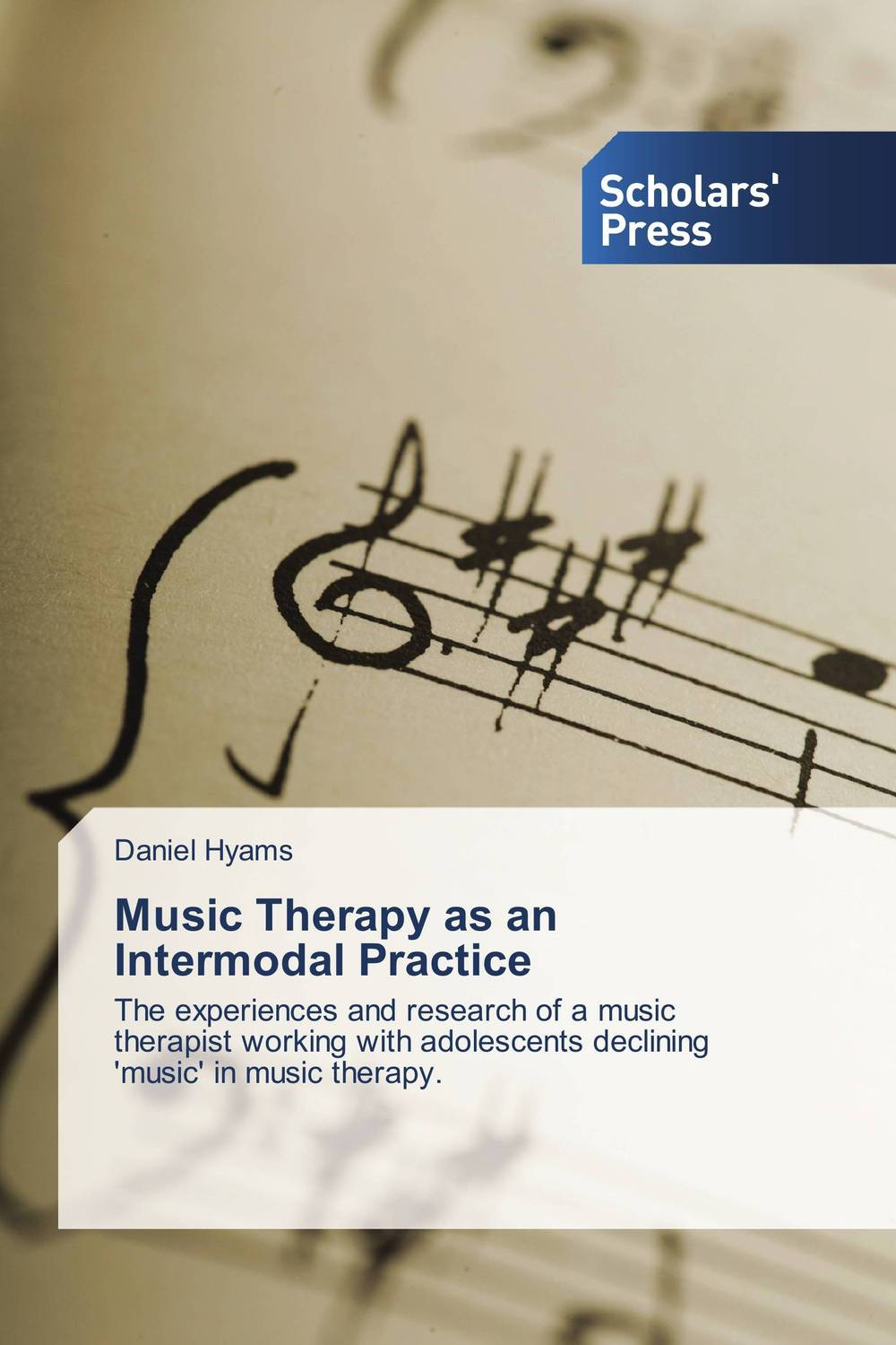 Music Therapy as an Intermodal Practice performance in music therapy with mentally ill adults