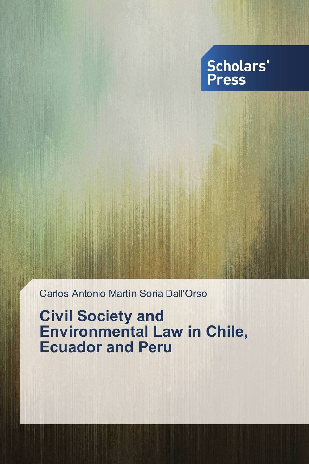 Civil Society and Environmental Law in Chile, Ecuador and Peru the integration of ethnic kazakh oralmans into kazakh society