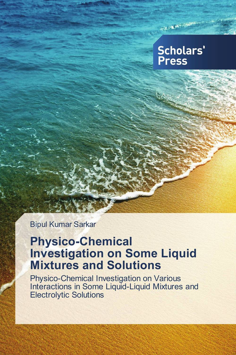 Physico-Chemical Investigation on Some Liquid Mixtures and Solutions physico chemical investigation on 1 4 dioxane and its binary systems