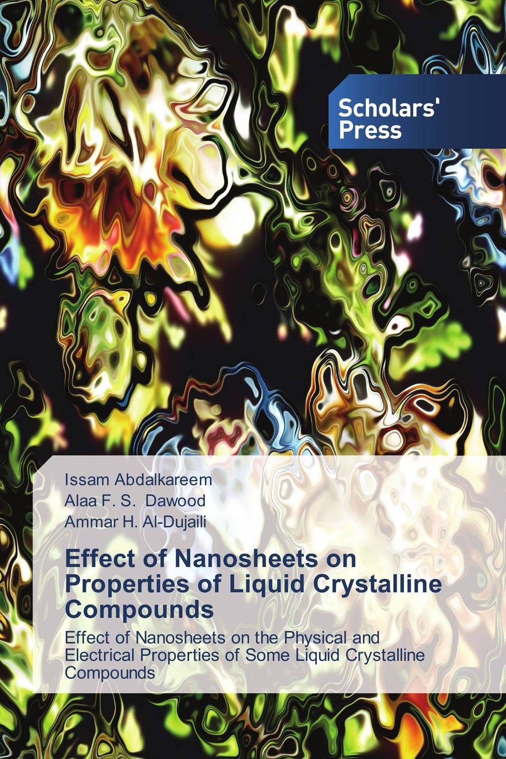 Effect of Nanosheets on Properties of Liquid Crystalline Compounds x ray crystallographic and theoretical investigations on aromatic compounds