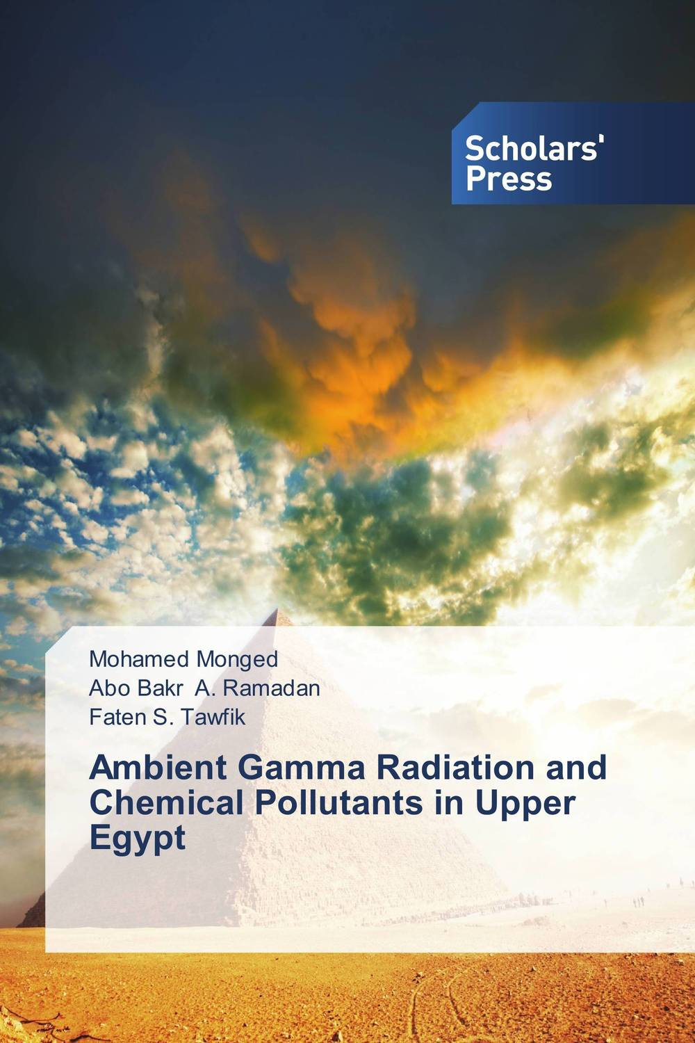 Ambient Gamma Radiation and Chemical Pollutants in Upper Egypt sampling and analysis of environmental chemical pollutants a complete guide
