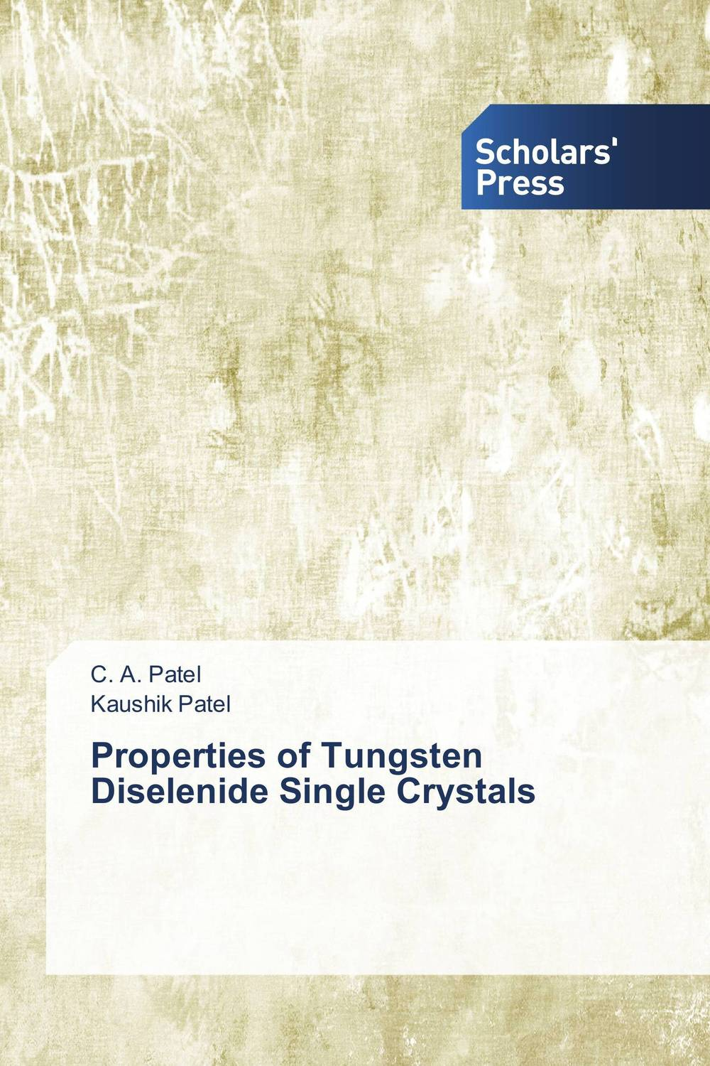 Properties of Tungsten Diselenide Single Crystals single crystal growth of semiconductors from metallic solutions