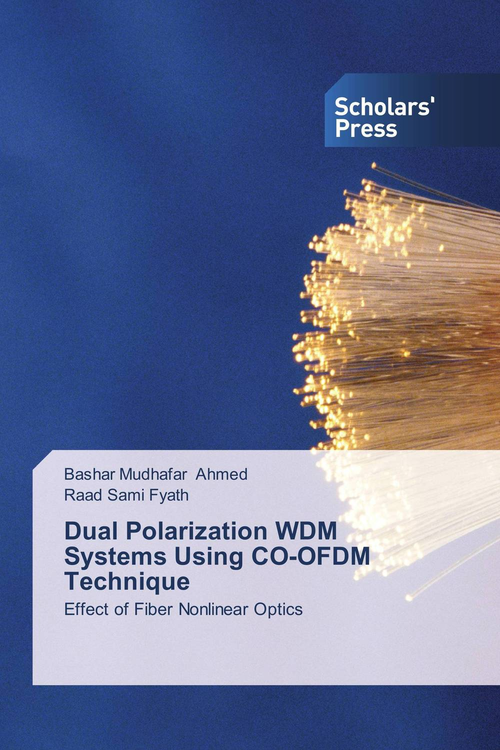 Dual Polarization WDM Systems Using CO-OFDM Technique a novel separation technique using hydrotropes