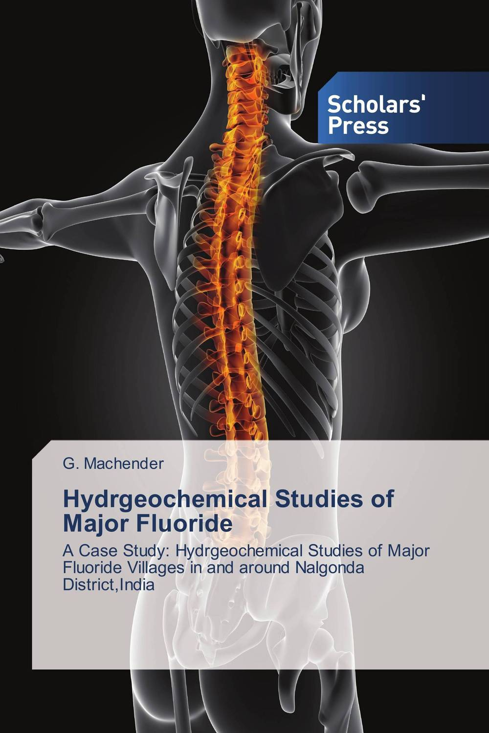 Hydrgeochemical Studies of Major Fluoride fluoride rechargeability