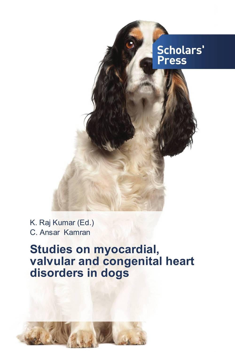 Studies on myocardial, valvular and congenital heart disorders in dogs congenital heart defects