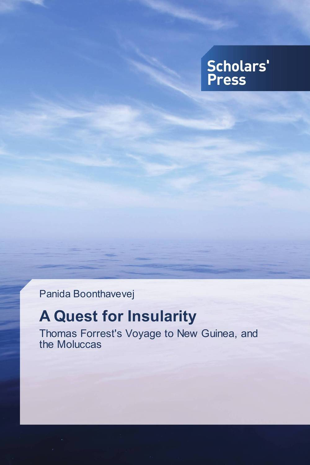 A Quest for Insularity a quest for insularity