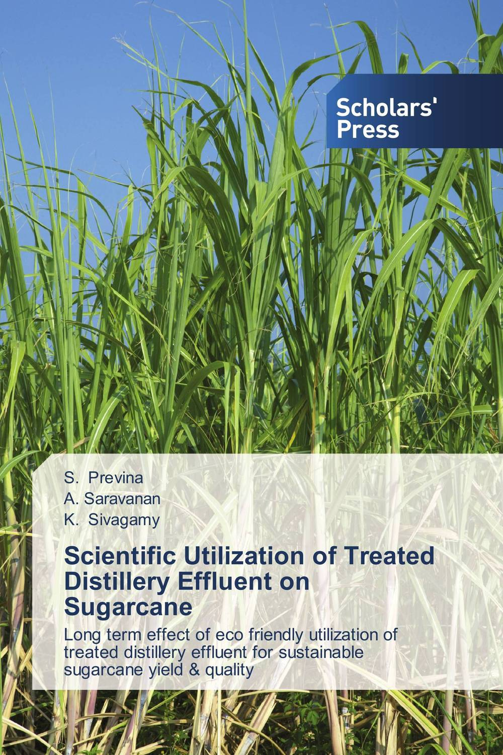 Scientific Utilization of Treated Distillery Effluent on Sugarcane 2017 new magnetic stirrer with heating for industry agriculture health and medicine scientific research and college labs