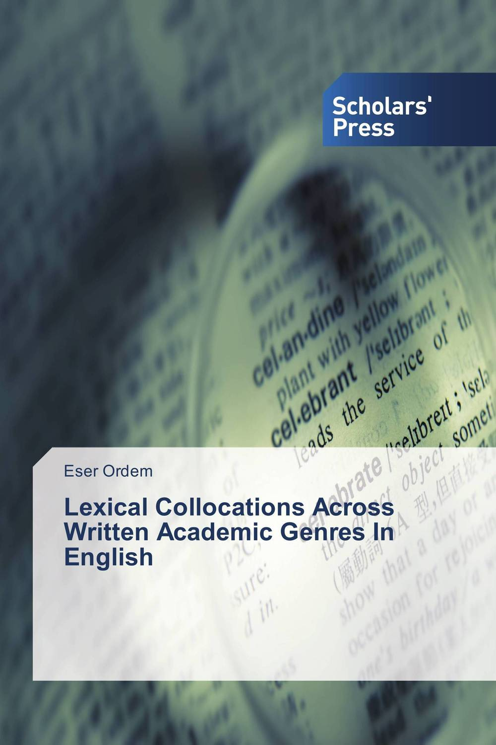 Lexical Collocations Across Written Academic Genres In English collocations in contemporary japanese