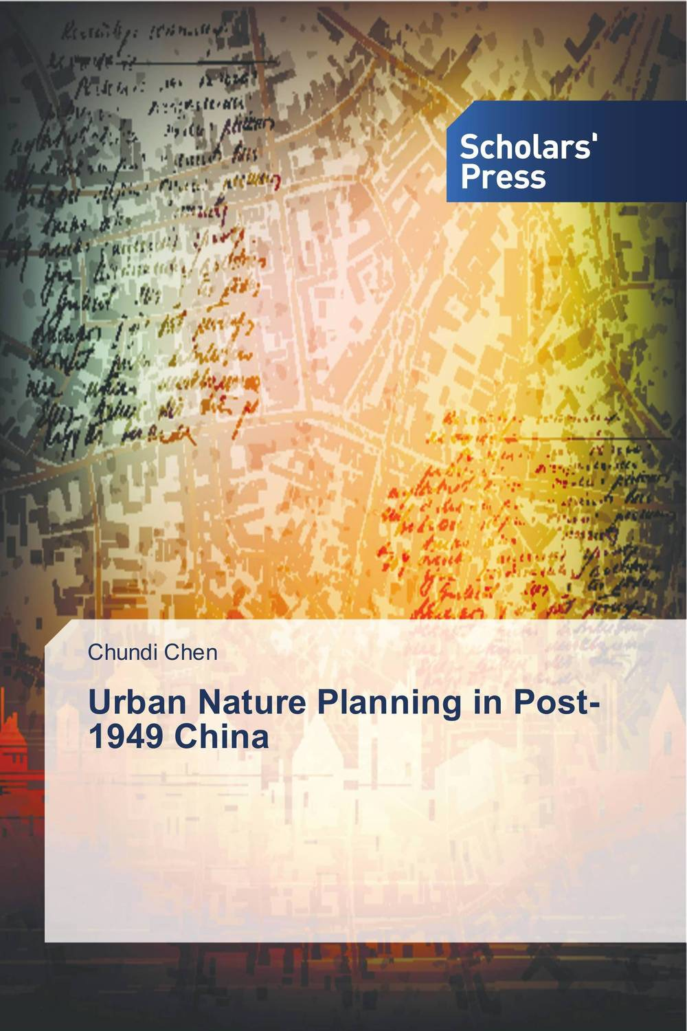 Urban Nature Planning in Post-1949 China купить