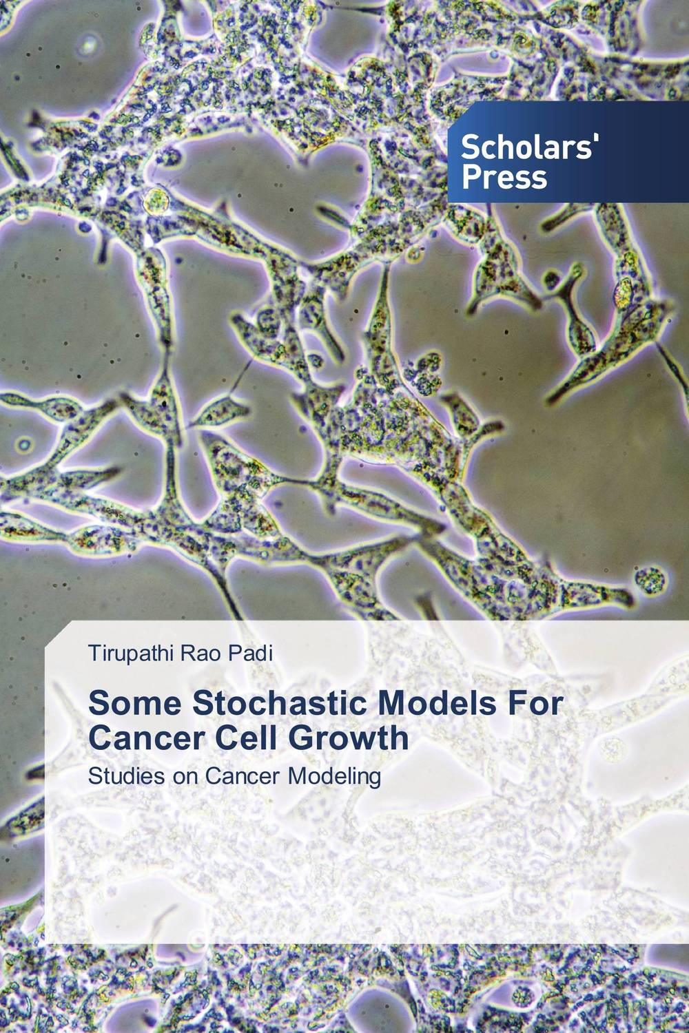Some Stochastic Models For Cancer Cell Growth christos p kitsos cancer bioassays a statistical approach