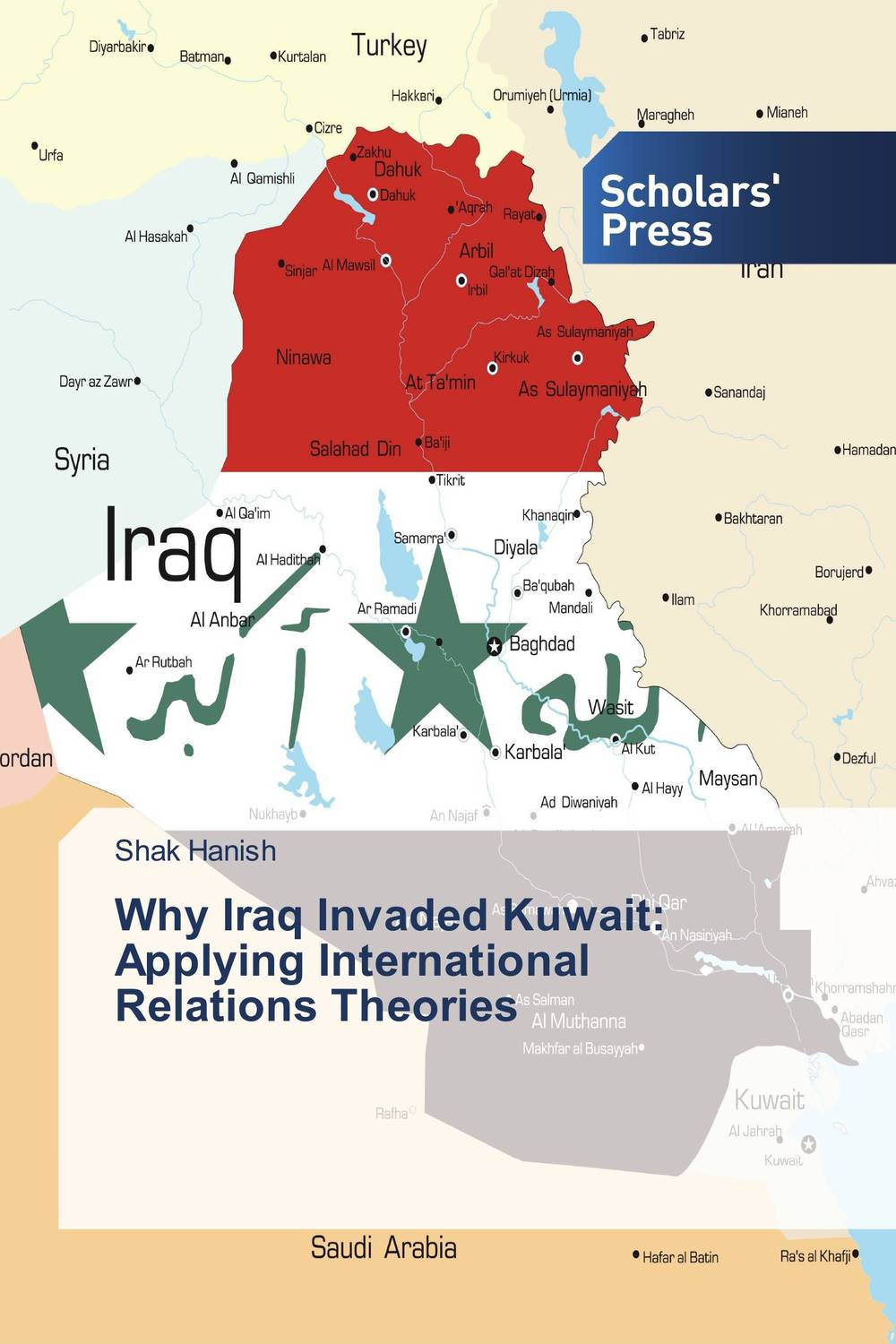 Why Iraq Invaded Kuwait: Applying International Relations Theories robotech the new generation the invid invasion