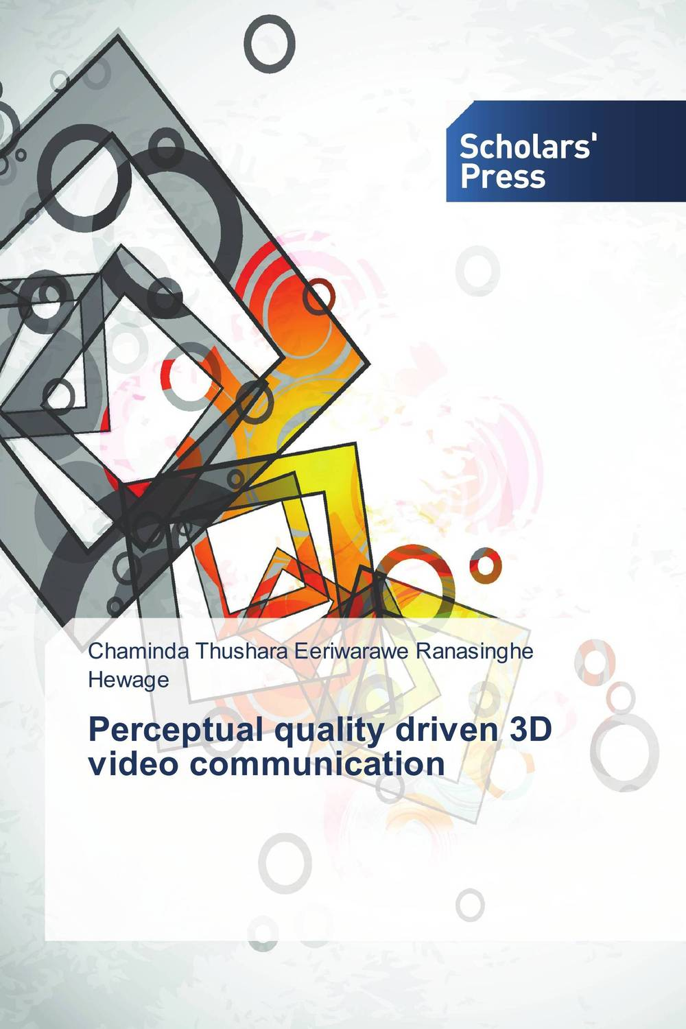 Perceptual quality driven 3D video communication driven to distraction