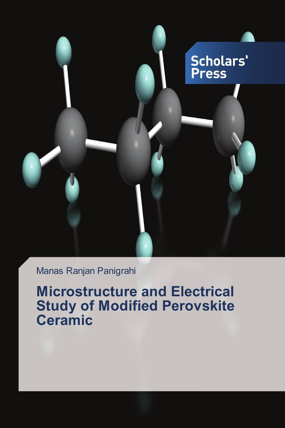 Microstructure and Electrical Study of Modified Perovskite Ceramic
