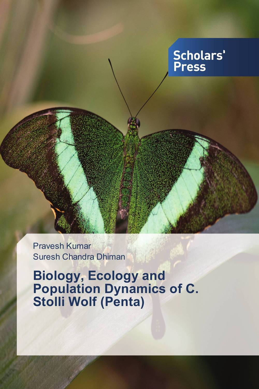 Biology, Ecology and Population Dynamics of C. Stolli Wolf (Penta) population dynamics of ticks on cattle in asia and africa