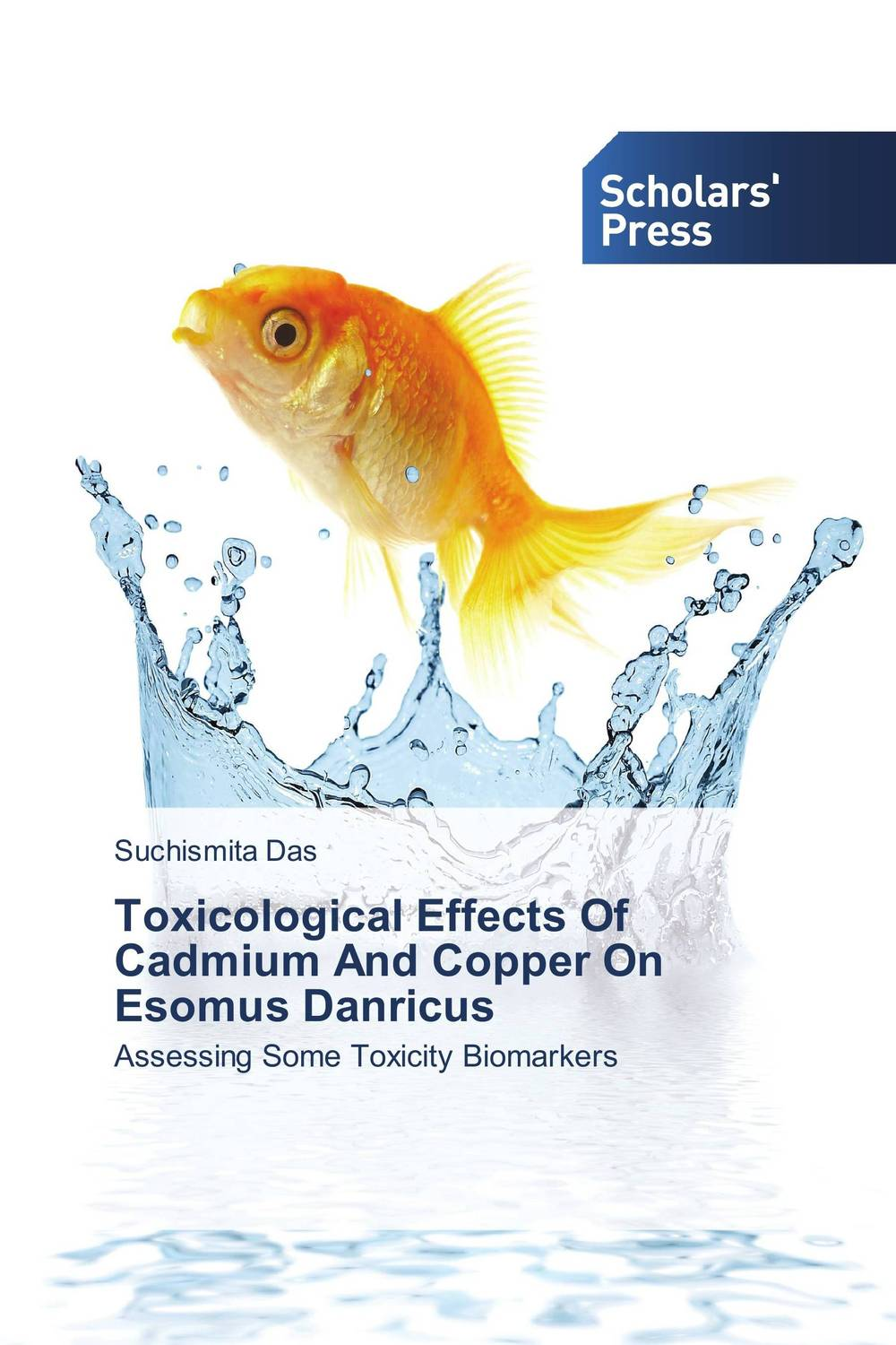 Toxicological Effects Of Cadmium And Copper On  Esomus Danricus marwan a ibrahim effect of heavy metals on haematological and testicular functions