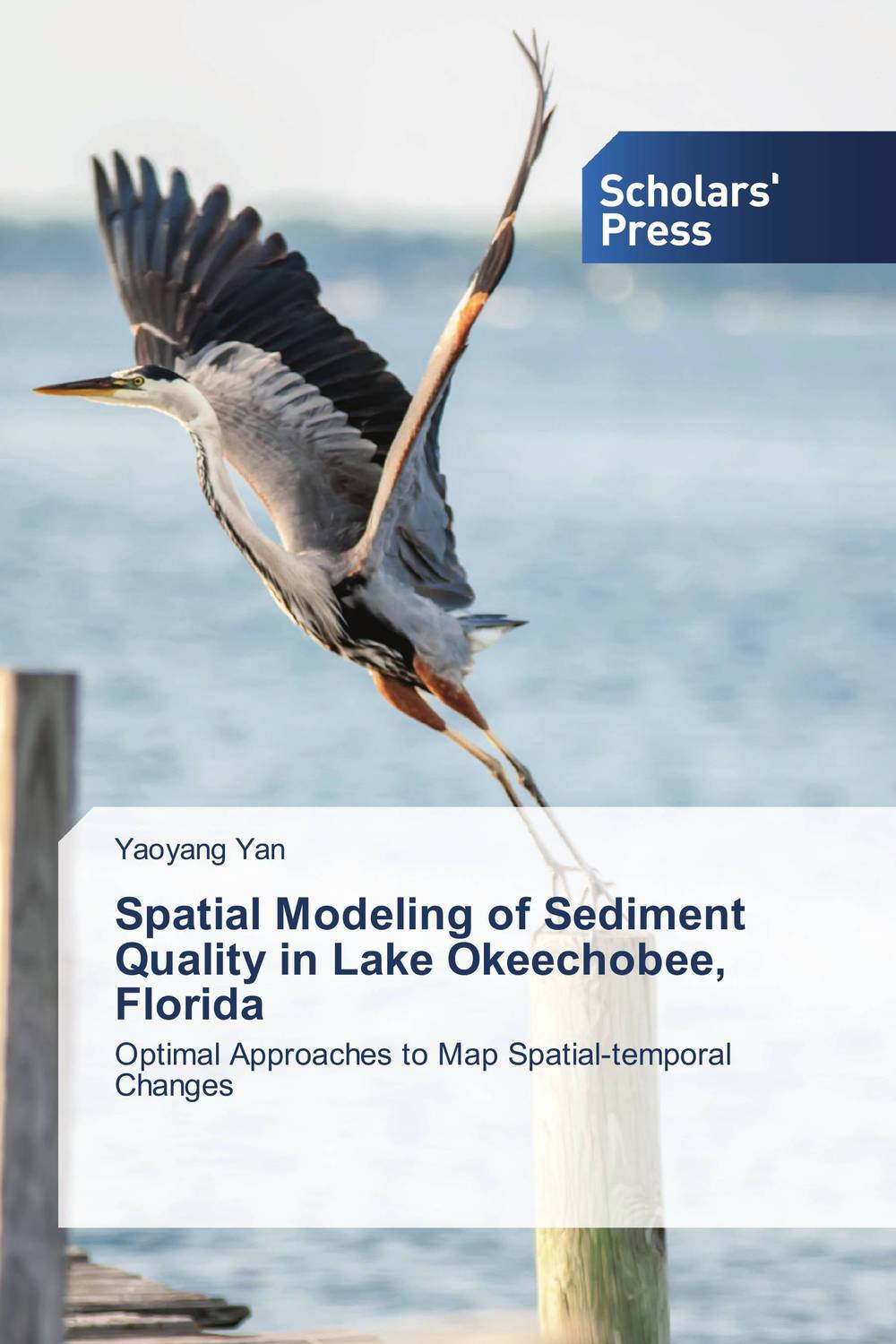 Spatial Modeling of Sediment Quality in Lake Okeechobee, Florida linear regression models with heteroscedastic errors