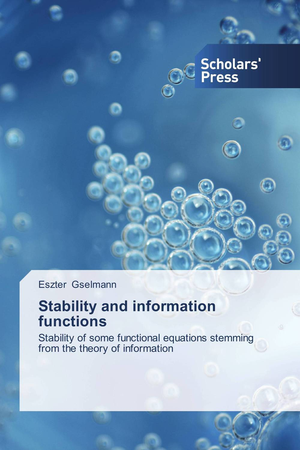 Stability and information functions basic information theory thermo limits for network structures