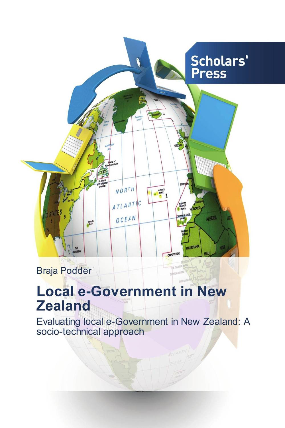 Local e-Government in New Zealand купить