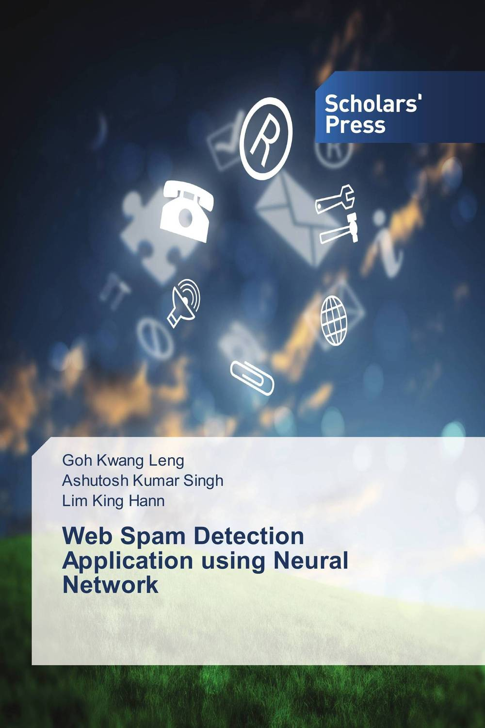 Web Spam Detection Application using Neural Network intrusion detection system architecture in wireless sensor network
