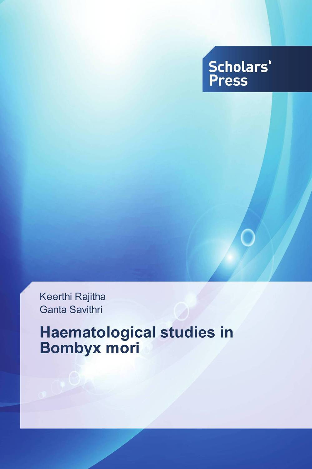 Haematological studies in Bombyx mori купить