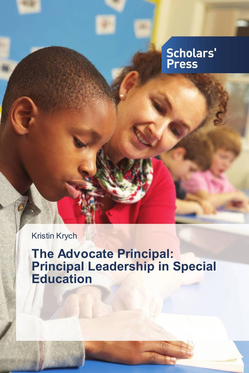 The Advocate Principal: Principal Leadership in Special Education scarlett sc 371 white