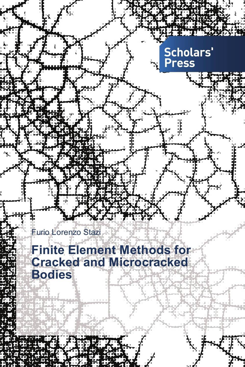 Finite Element Methods for Cracked and Microcracked Bodies numerical study of dynamic relaxation methods