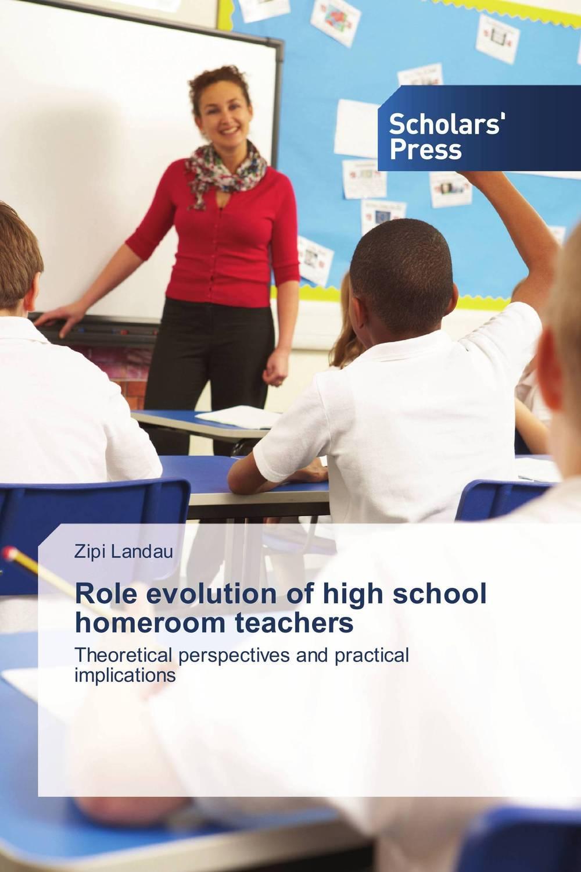 Role evolution of high school homeroom teachers evolution development within big history evolutionary and world system paradigms