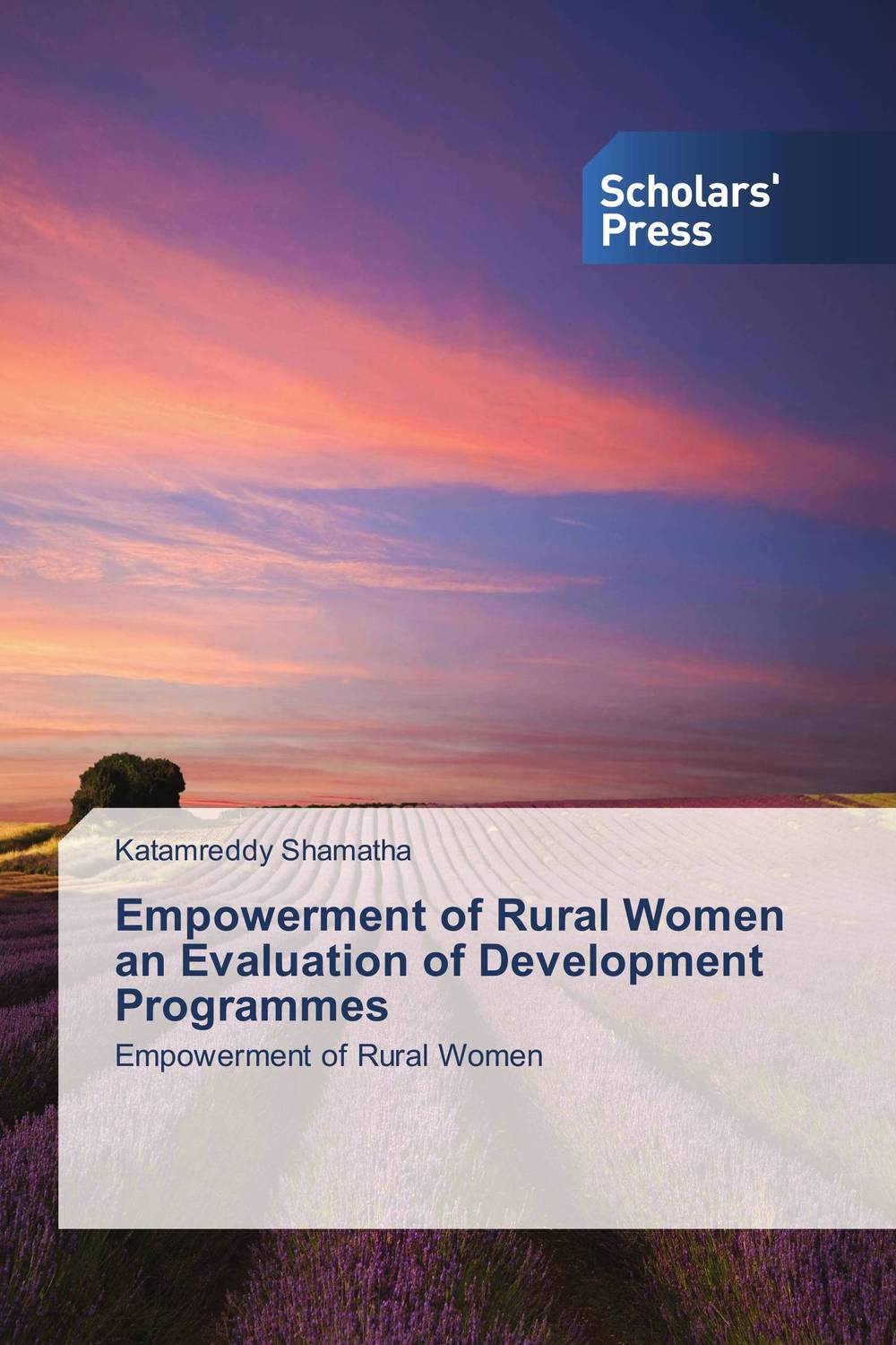 Empowerment of Rural Women an Evaluation of Development Programmes an evaluation of the role of eia database in promoting eia practice