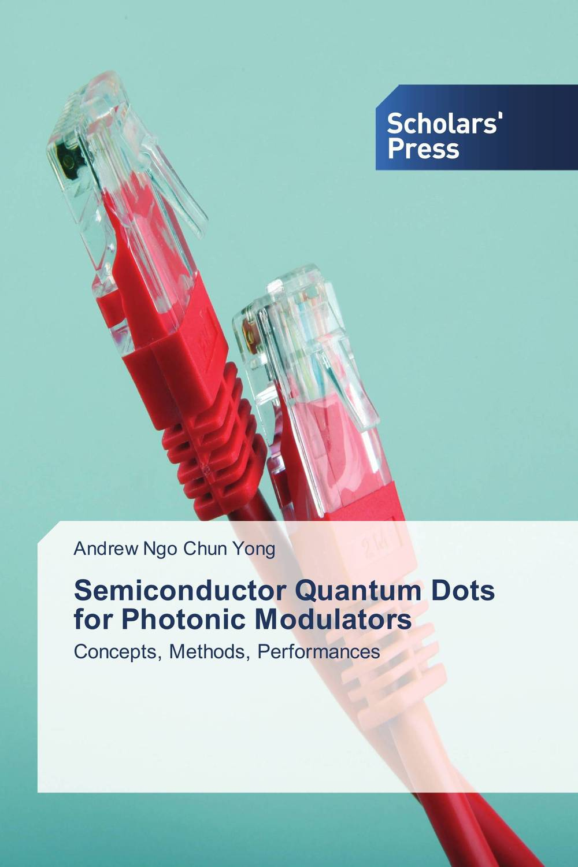 Semiconductor Quantum Dots for Photonic Modulators decomaster цветной молдинг decomaster 152 4 85х25х2400