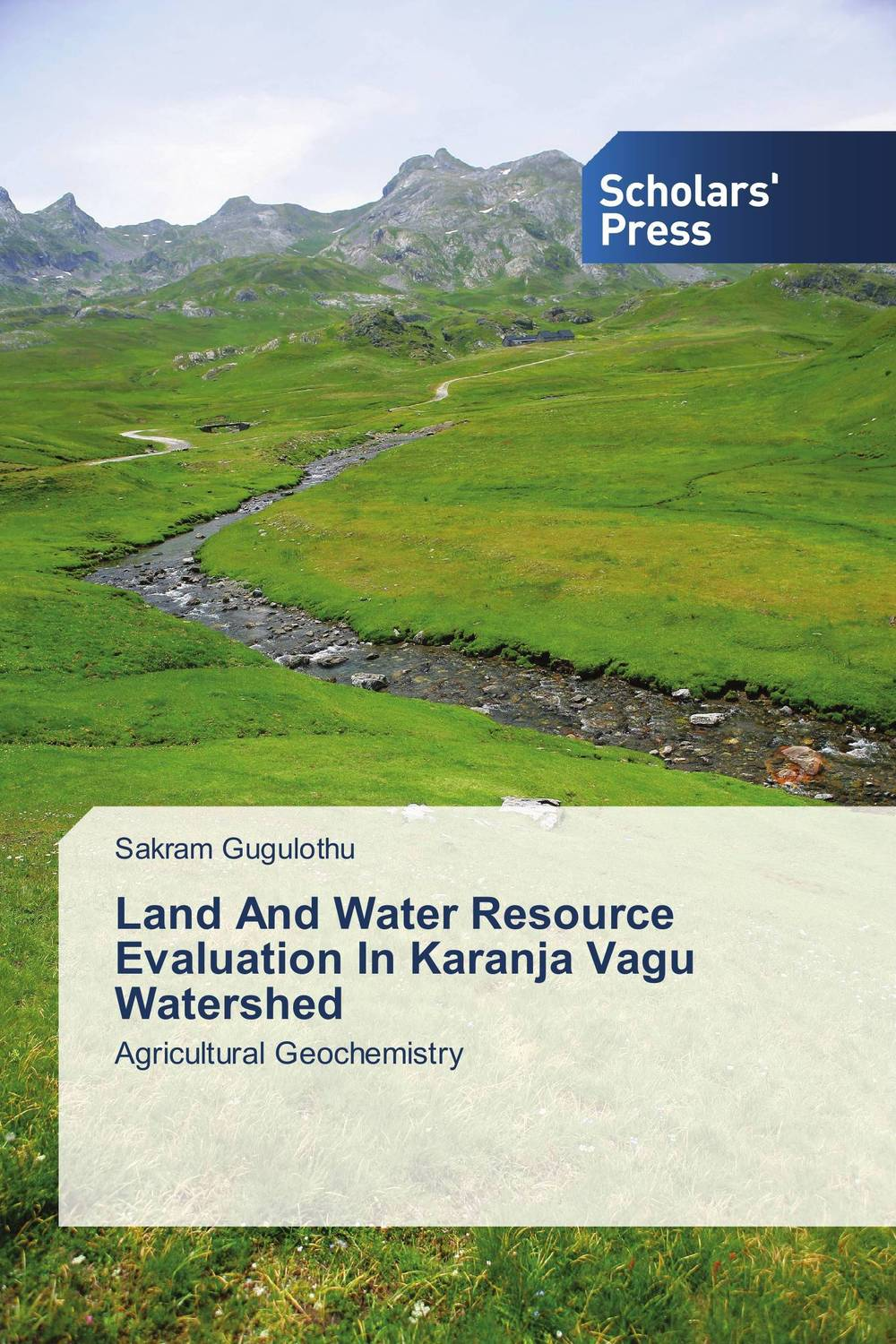 Land And Water Resource Evaluation In Karanja Vagu Watershed evaluation of the impact of a mega sporting event