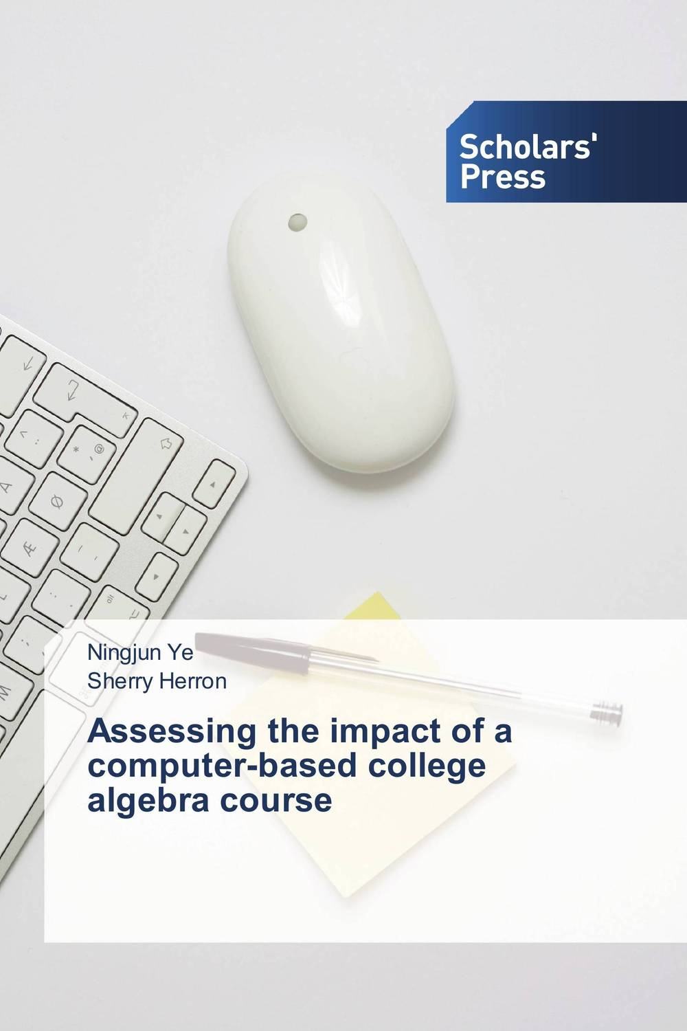 Assessing the impact of a computer-based college algebra course p susai manickam college going youth and values a study from the tv impact perspective