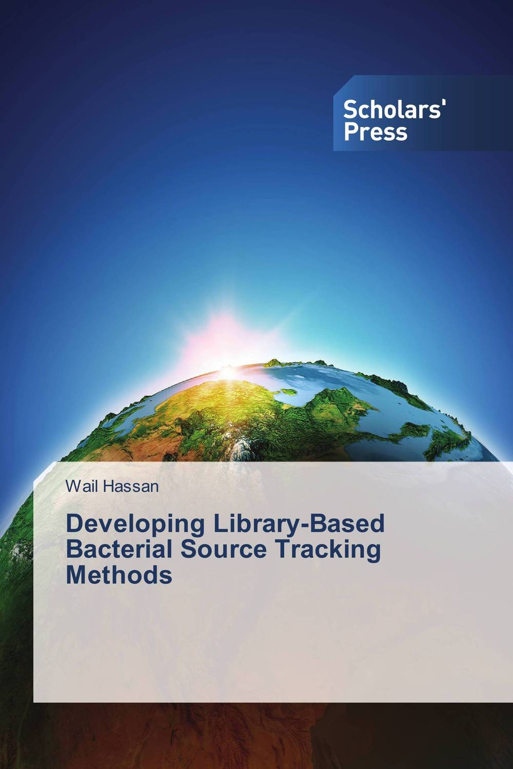 Developing Library-Based Bacterial Source Tracking Methods