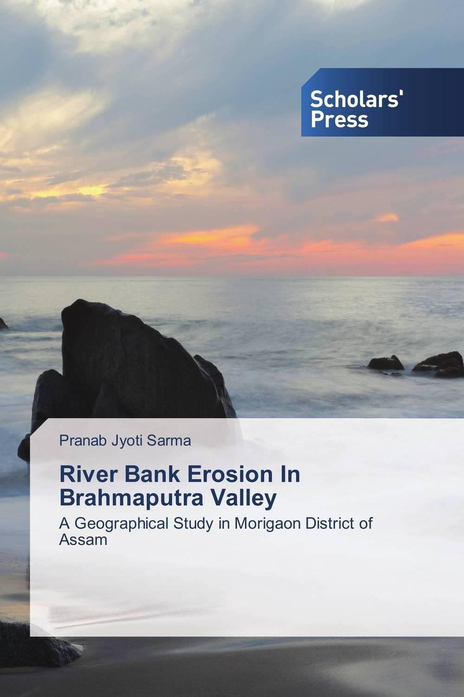 River Bank Erosion In Brahmaputra Valley