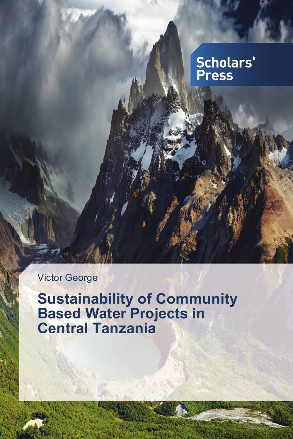 Sustainability of Community Based Water Projects in Central Tanzania bride of the water god v 3