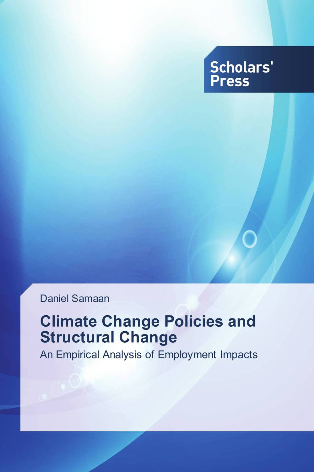 Climate Change Policies and Structural Change купить