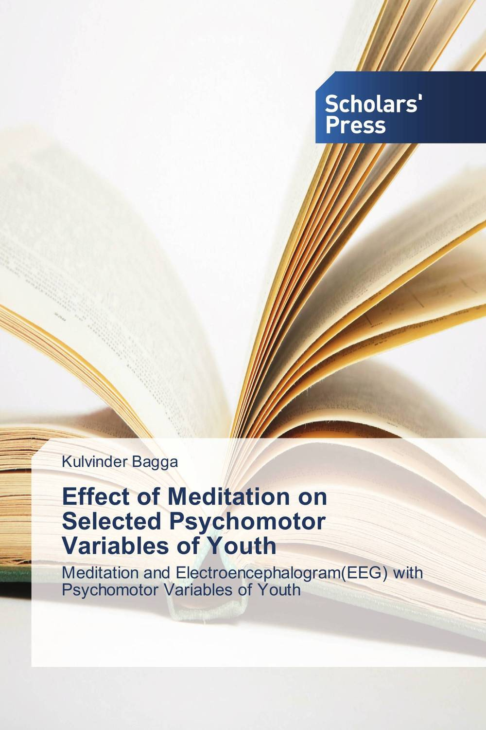 все цены на Effect of Meditation on Selected Psychomotor Variables of Youth онлайн