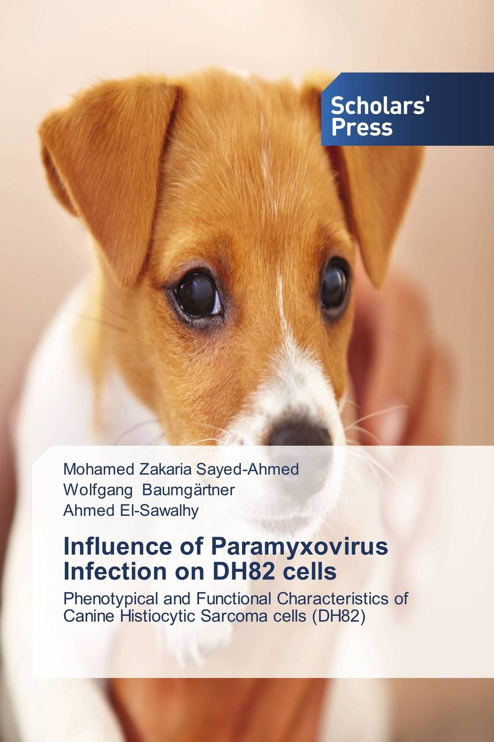 Influence of Paramyxovirus Infection on DH82 cells cdv 51am