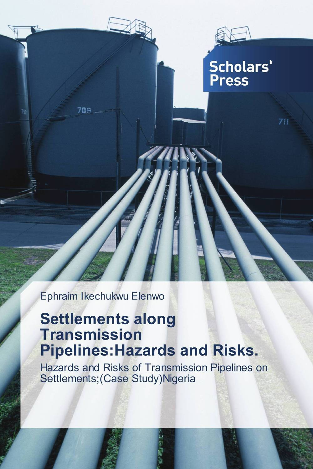 Settlements along Transmission Pipelines:Hazards and Risks.