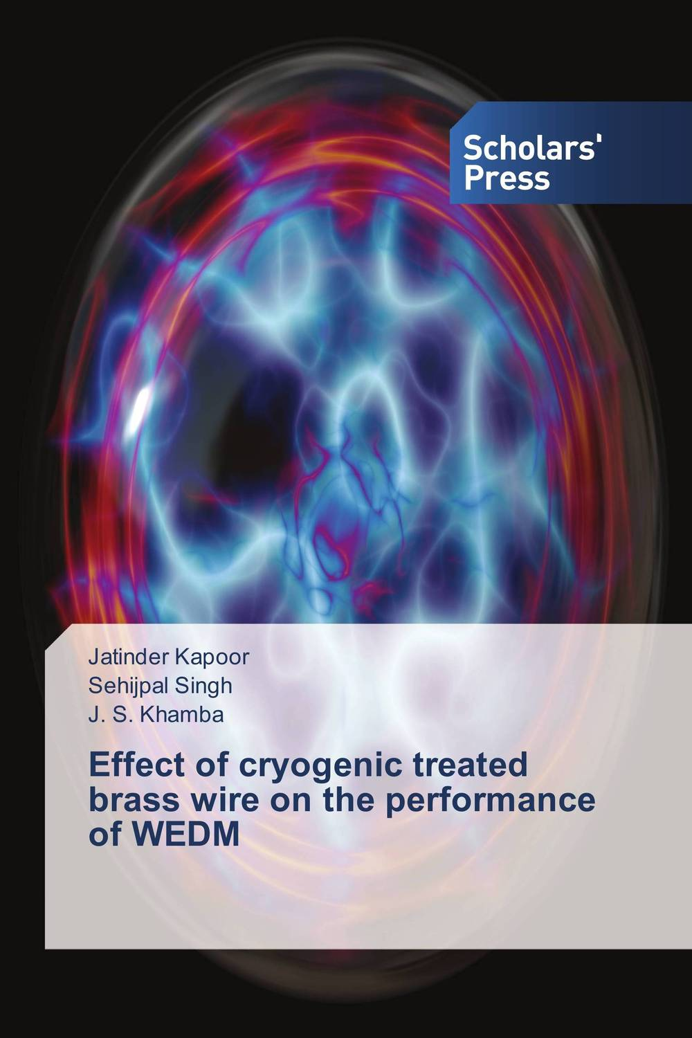 Effect of cryogenic treated brass wire on the performance of WEDM hifz ul rahman jalees ahmed bhatti and muhammad saadullah effect of processed alfalfa on the performance of lohi lambs
