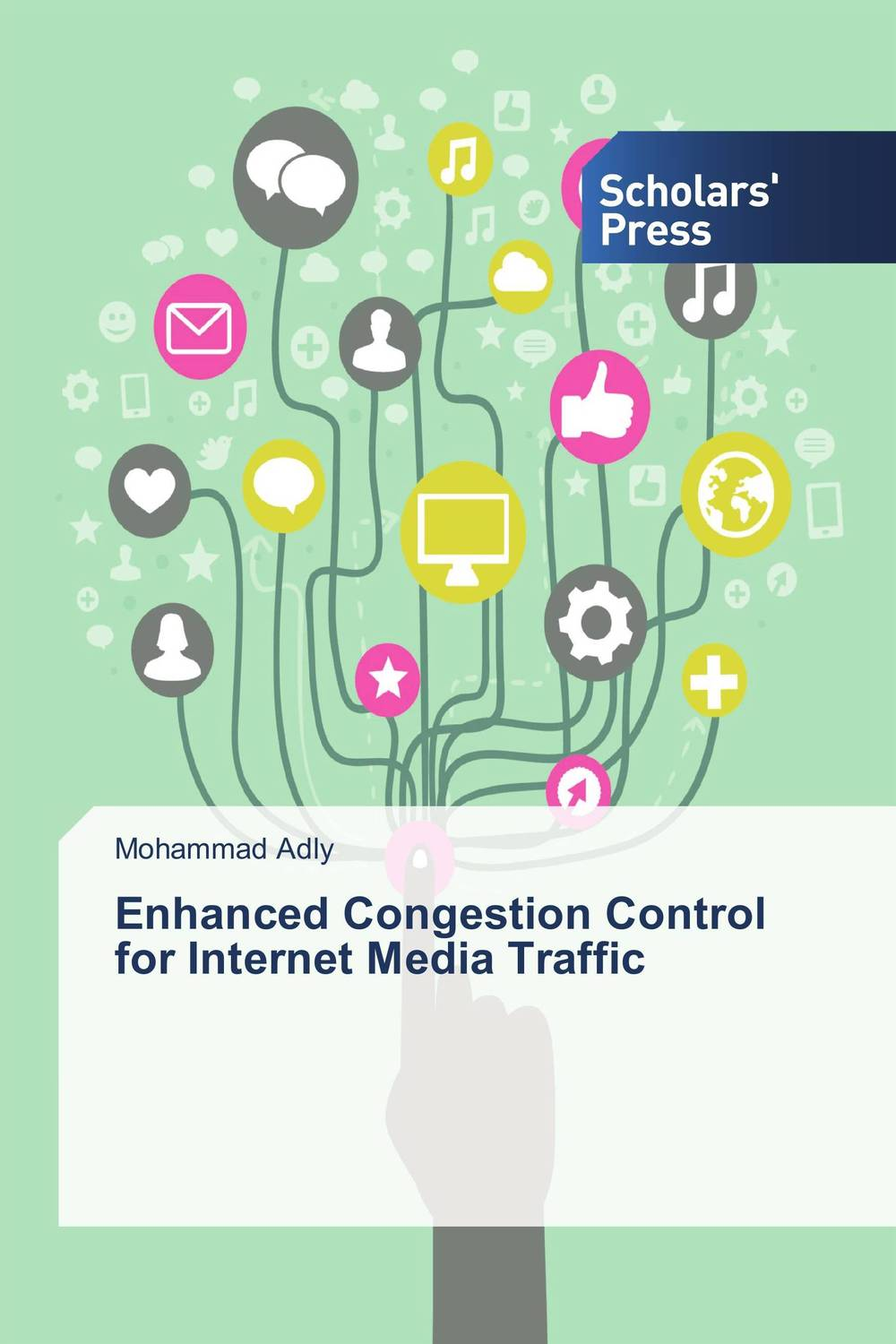 Enhanced Congestion Control for Internet Media Traffic affair of state an