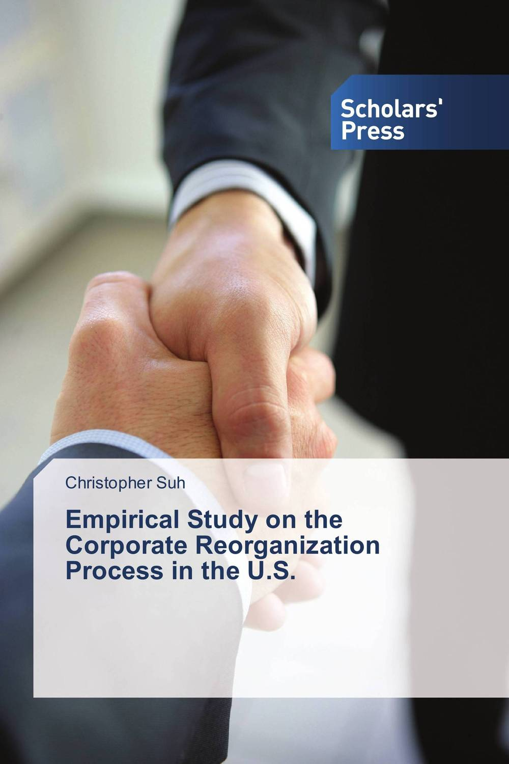 Empirical Study on the Corporate Reorganization Process in the U.S. edith hotchkiss corporate financial distress and bankruptcy predict and avoid bankruptcy analyze and invest in distressed debt
