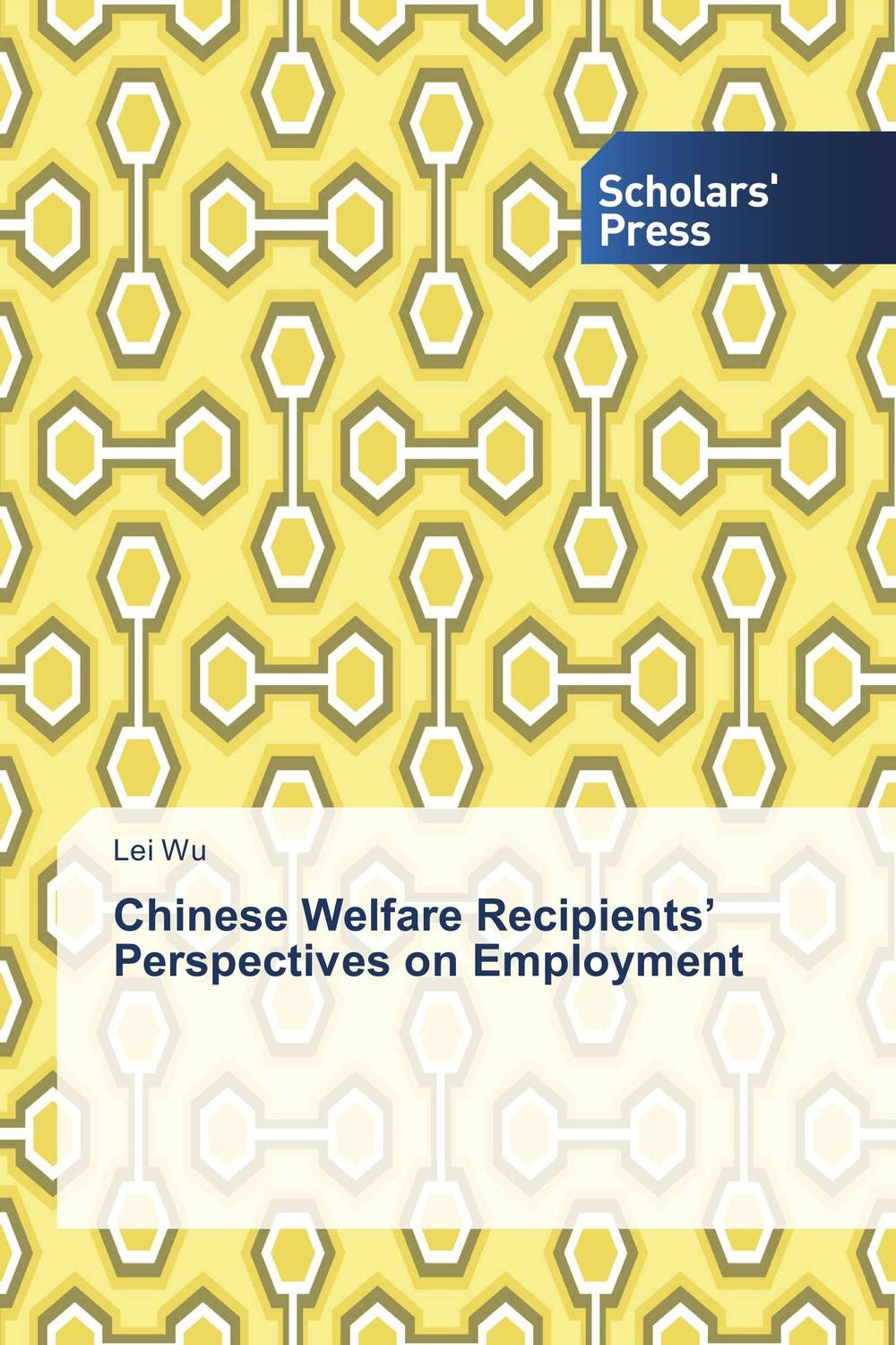 Chinese Welfare Recipients' Perspectives on Employment купить