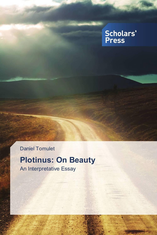 Plotinus: On Beauty the silmarillion