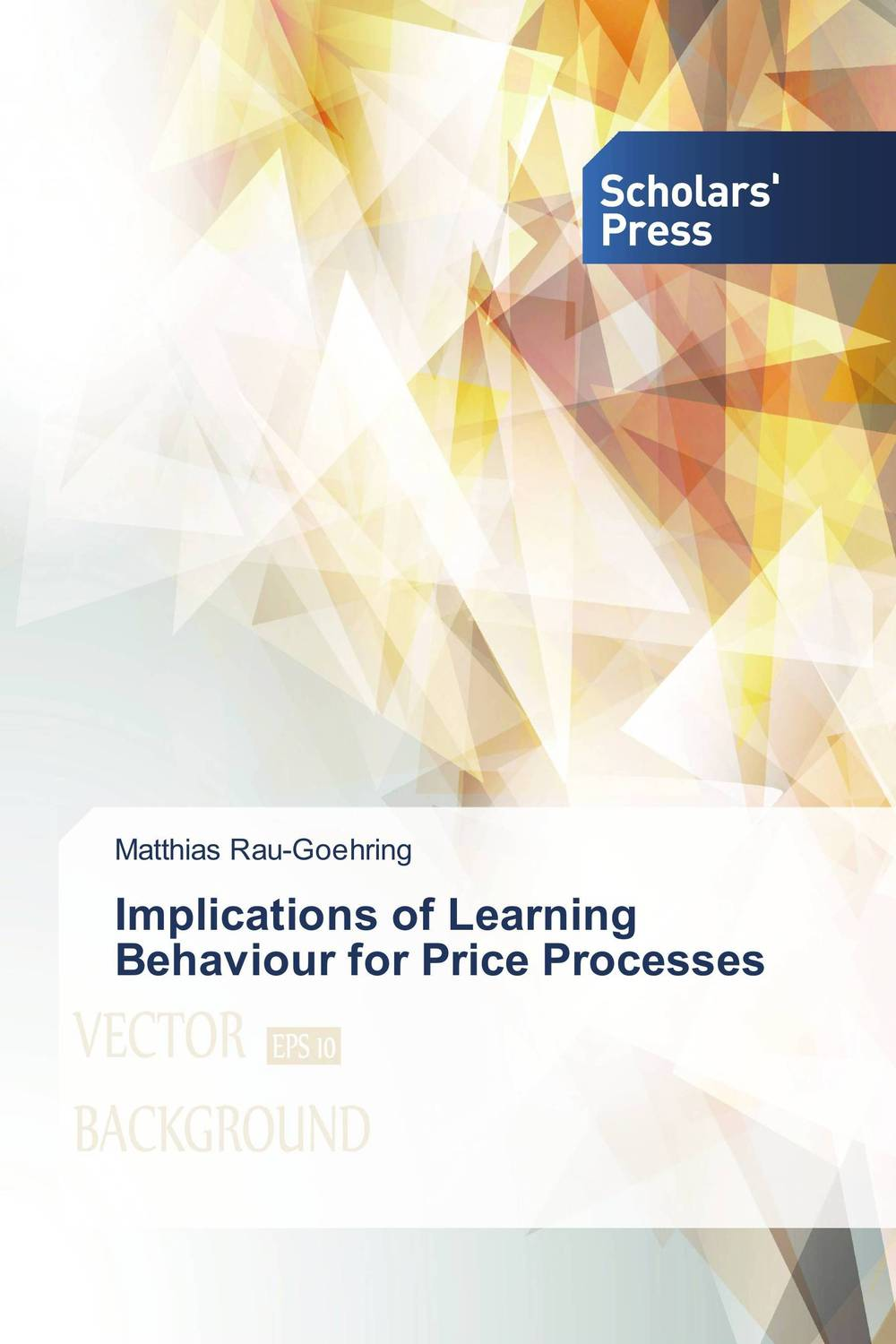 Implications of Learning Behaviour for Price Processes dynamics in corporate leverage behaviour