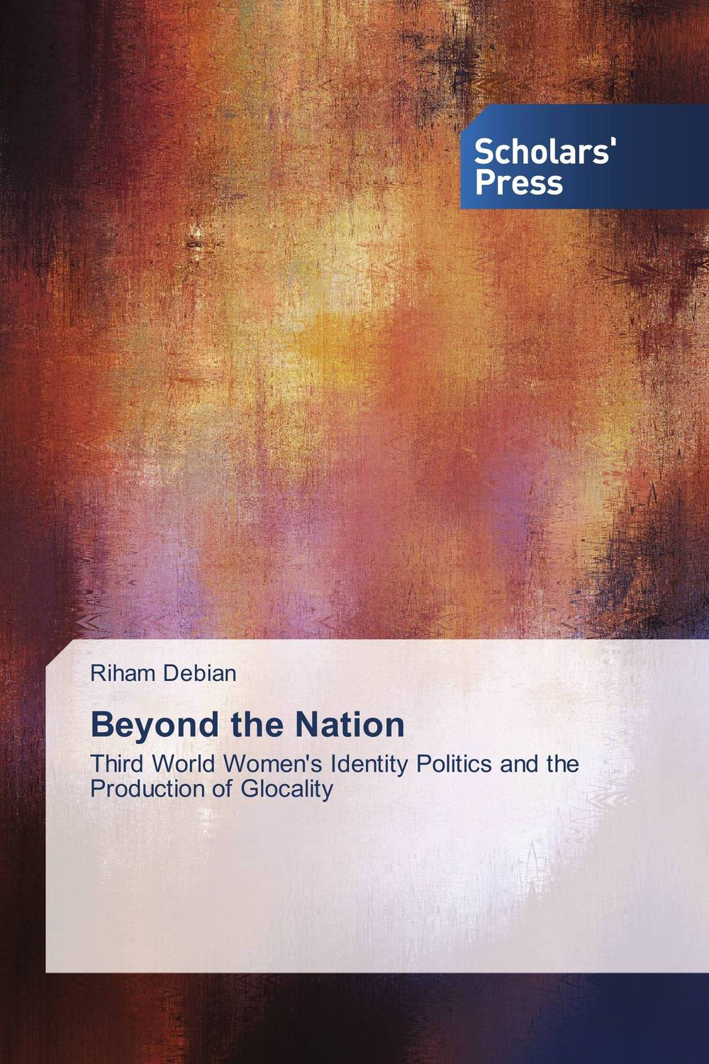 Beyond the Nation the stylistic identity of english literary texts