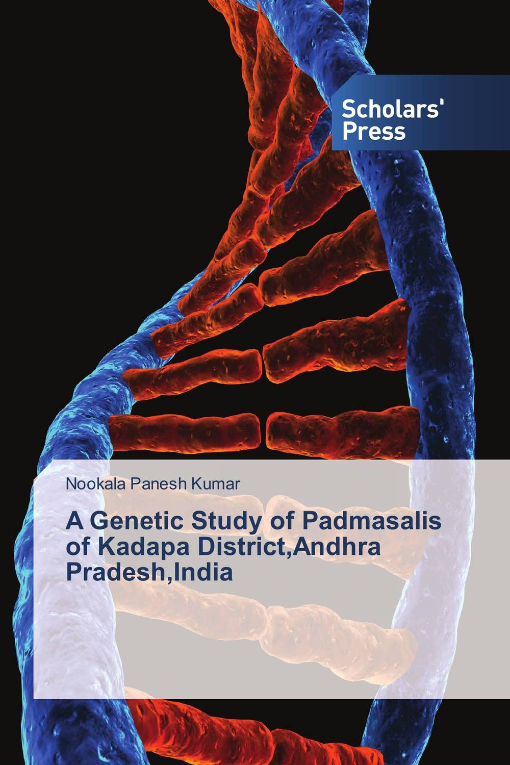 A Genetic Study of Padmasalis of Kadapa District,Andhra Pradesh,India купить