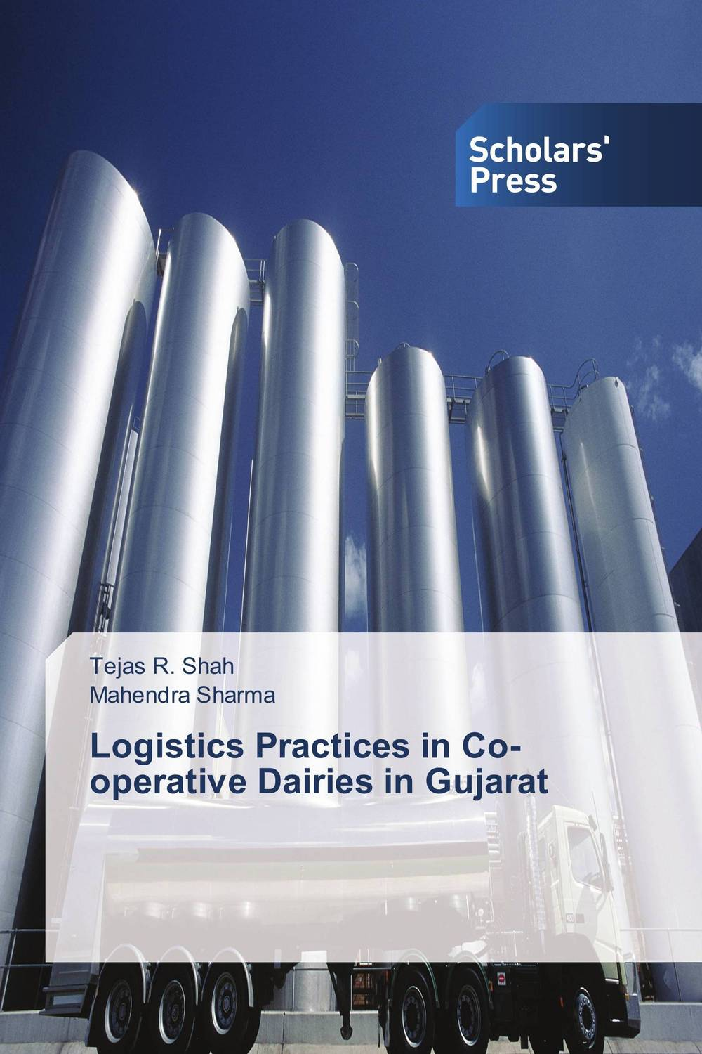 Logistics Practices in Co-operative Dairies in Gujarat the operative