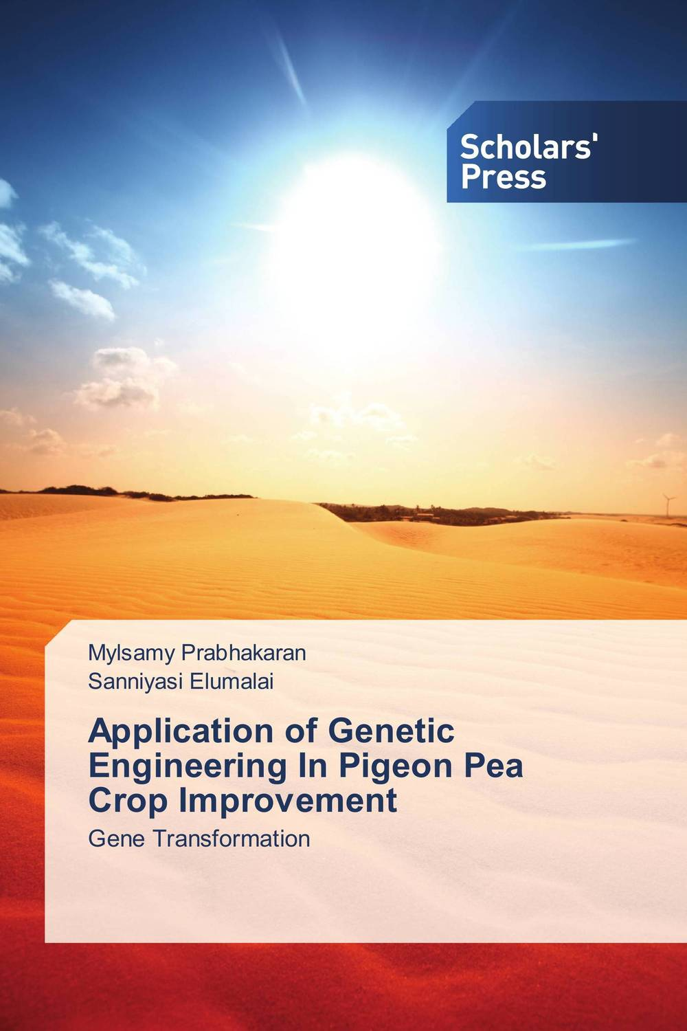 Application of Genetic Engineering In Pigeon Pea Crop Improvement купить