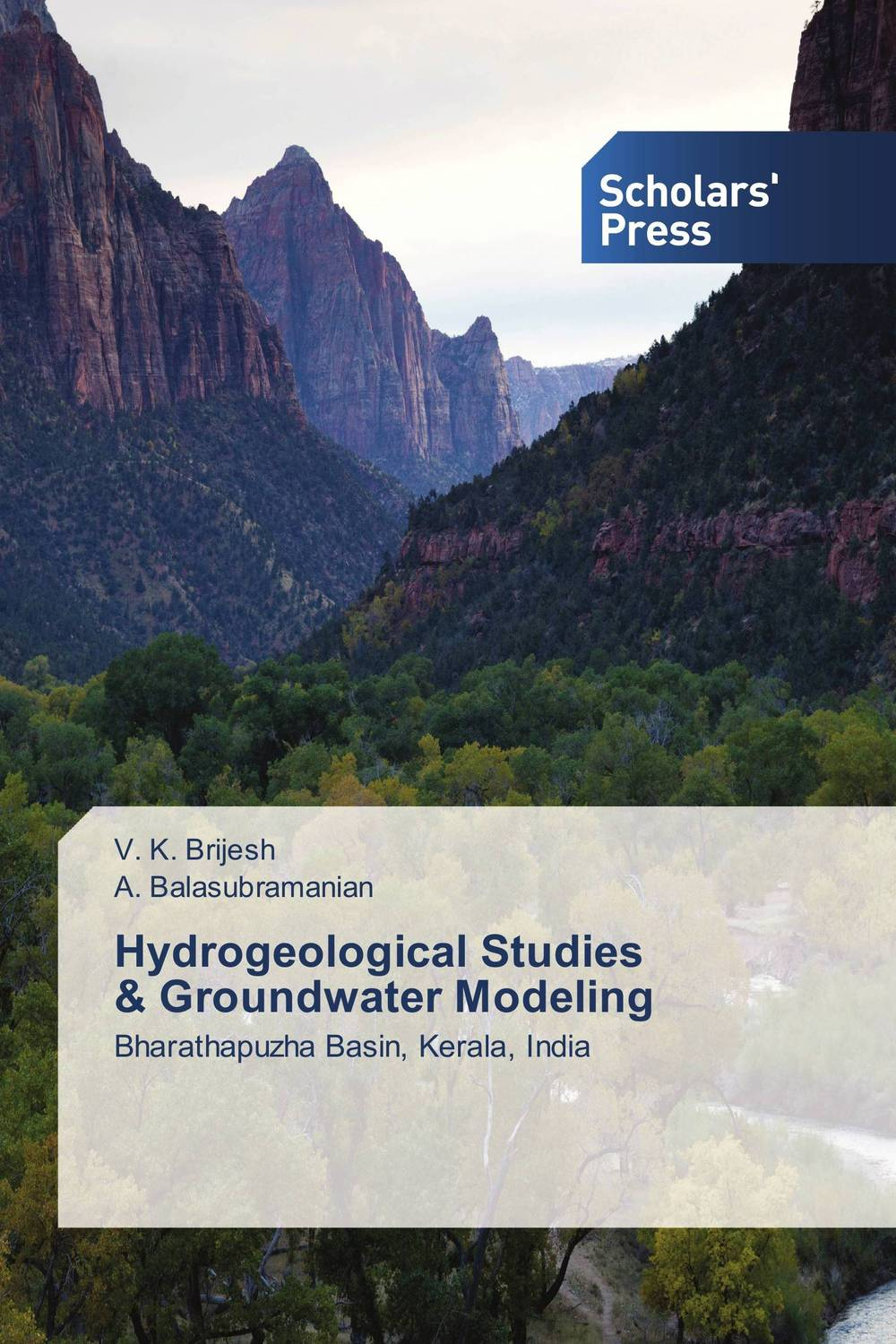 Hydrogeological Studies   & Groundwater Modeling geochemistry of groundwater in a river basin of andhra pradesh india